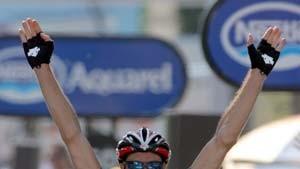 Jens Voigt gewinnt Etappe nach Montelimar