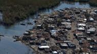 Zahl der Toten nach Hurrikan Matthew steigt auf mehr als Tausend