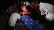 Oppositionspolitiker ermordet