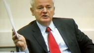 Milosevic will nichts von dem Morden in Bosnien gewußt haben