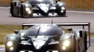 Die Augen von Le Mans