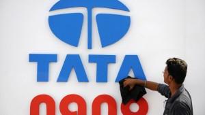 Tata plant auch einen Nano-Billigtransporter