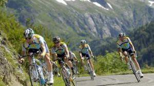Das Spiel ist aus: Astana beherrscht die Tour