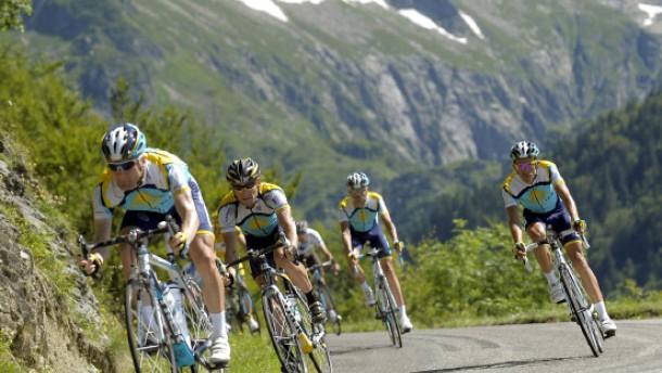 """""""Das Spiel ist aus"""": Astana beherrscht die Tour"""