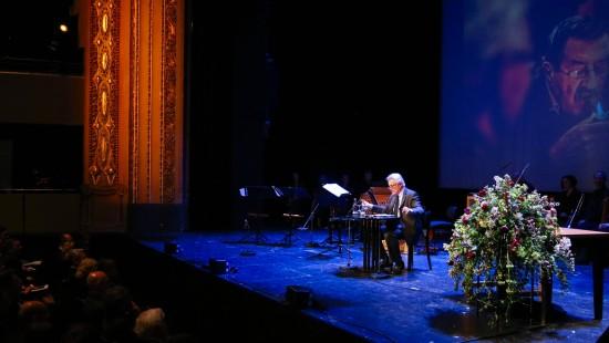 Trauerfeier für Günter Grass in Lübeck