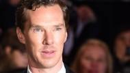 Cumberbatch bezeichnet Kollegen als Farbige