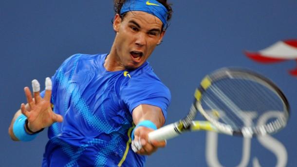 Nadal zieht ins Halbfinale ein