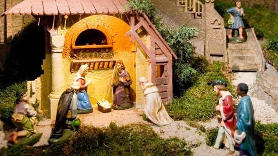 Weihnachtsgeschichte zum Anfassen