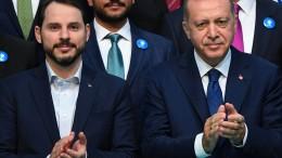 Erdogans Schwiegersohn wird Finanzminister