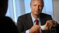 Frank Stieler wird Hochtief-Chef. Spanisch kann er nicht.