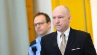 Sieg für Massenmörder: Isolationshaft verletzt Breiviks Menschenrechte