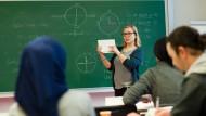 Uni Potsdam bildet geflüchtete Lehrer aus