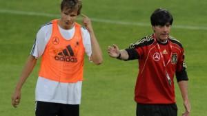 """""""Bei der WM ist ganz anderer Druck als bei Bayern"""""""