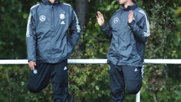 Nur bei Völler steht die Hertha ganz oben