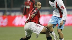 Catania Calcio düpiert Milan