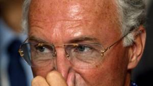Beckenbauer sagt Matthäus ab - Überraschungen gibt es nicht