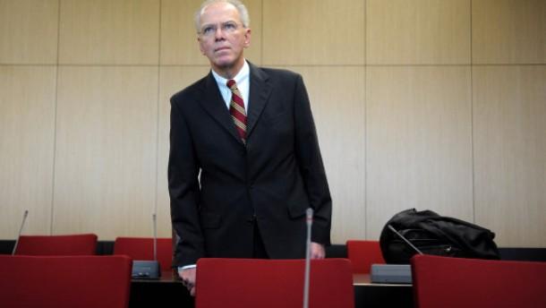 Staatsanwalt fordert Bewährungsstrafe