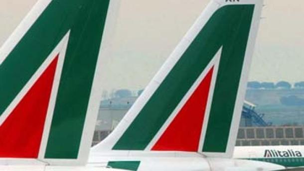 Italien macht Weg für Einstieg bei Alitalia frei