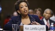 Loretta Lynch als Justizministerin bestätigt