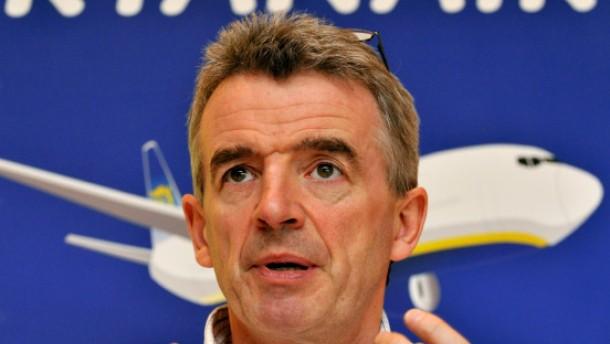 Ryanair will edler werden