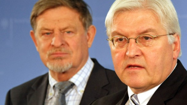 Steinmeiers Coup