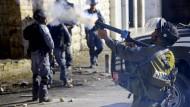 Gewalt zwischen Israelis und Palästinensern eskaliert