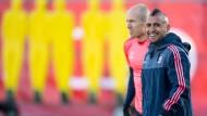 Holen die Bayern den Gruppensieg?