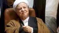 Trauer um Irans früheren Präsidenten Rafsandschani