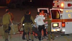 Dutzende Soldaten bei Raketenangriff auf Israel verletzt