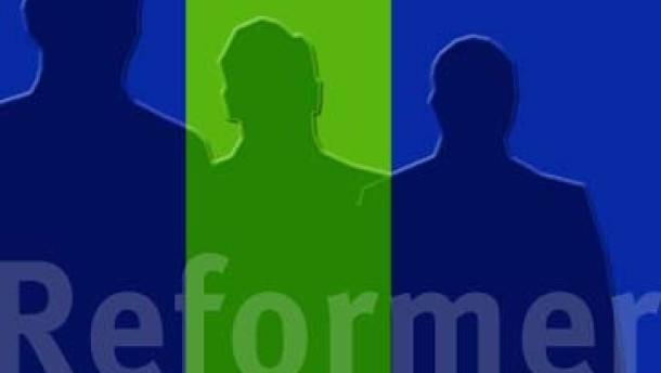 Wählen Sie den Reformer des Jahres