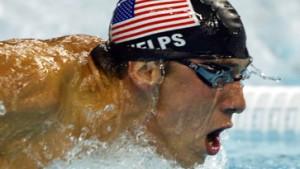 Phelps: Ich habe mich selbst  geschockt