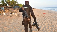 Al-Qaida bekennt sich Anschlag an der Elfenbeinküste