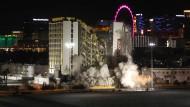 Ein Kasino weniger in Las Vegas