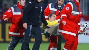 Lautern in Not: Fromlowitz schwer verletzt, Fans randalieren