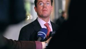 Schneiderhan: Guttenberg war stets entscheidungsfähig