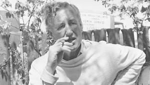 """Spion und Autor Ian Fleming 1963 am Set von Liebesgrüße aus Moskau"""" in Istanbul"""