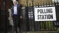 Labour-Partei ruft zu Nein gegen Brexit auf