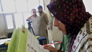 Millionen Afghanen trotzen den Taliban