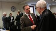 Verhandlung vor dem Landesarbeitsgericht Hessen