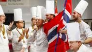 Norwegens Küche ist die Beste
