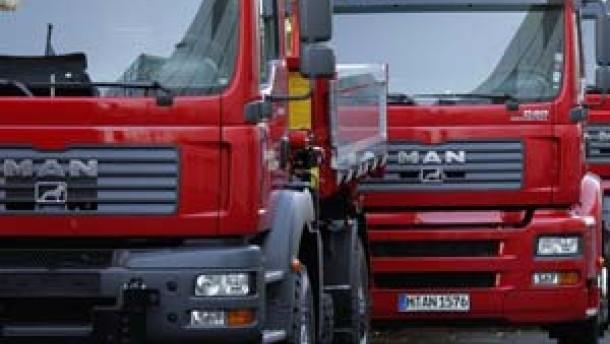 MAN erhöht Druck auf Scania