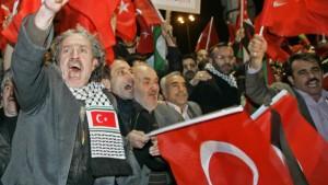 Erdogan und Peres glätten die Wogen