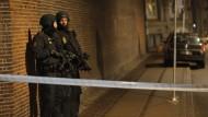 Mutmaßlicher Attentäter in Kopenhagen erschossen