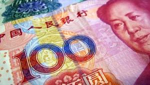 China wertet seine Währung weiter auf