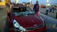 Autobombenanschlag in Kairo