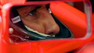Schumacher deklassiert Räikkönen