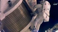 Weltraumspaziergang für Nasa-Astronauten