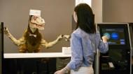 Japanisches Hotel setzt auf Roboter