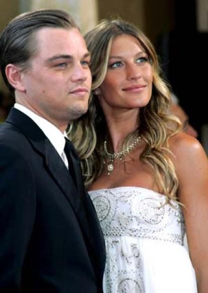 oskar 2005 - 77. Oscar-Verleihung - Leonardo DiCaprio und Freundin