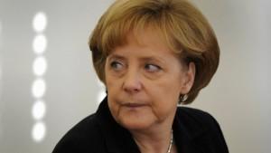 Die Kanzlerin kommt in eine IT-Hochburg